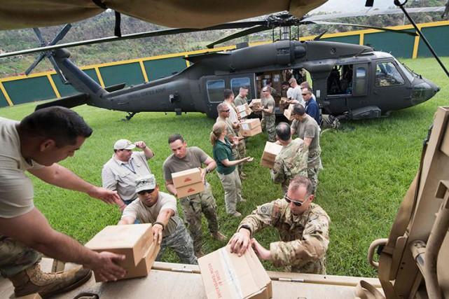 L'armée a assuré n'avoir reçu aucune instruction pour... (PHOTO AFP)