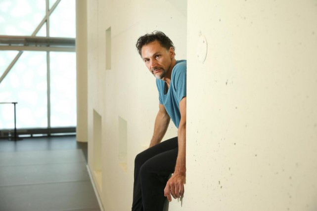 Ivan Cavallari, nouveau directeur artistique des Grands Ballets... (PHOTO Martin Chamberland, LA PRESSE)