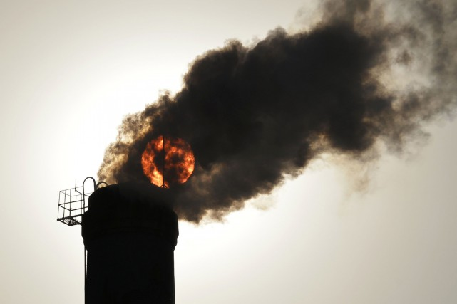 Selon l'OMM, cette «montée en flèche» du niveau... (PHOTO ARCHIVES REUTERS)