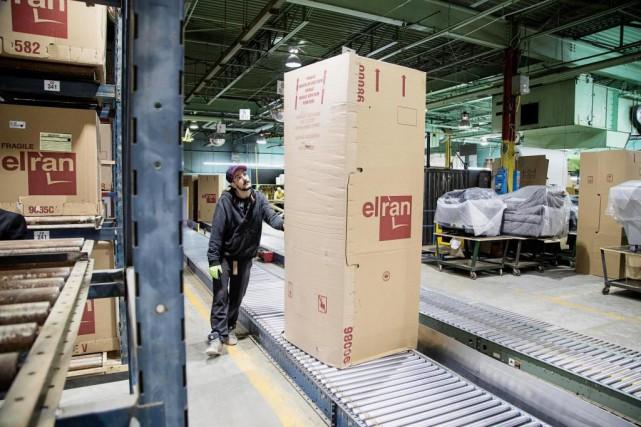 Sears doit notamment 772704$ au fabricant de meubles... (Photo Alain Roberge, Archives La Presse)