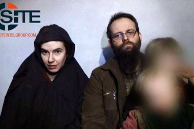 L'otage canadien et sa famille ont quitté le Pakistan