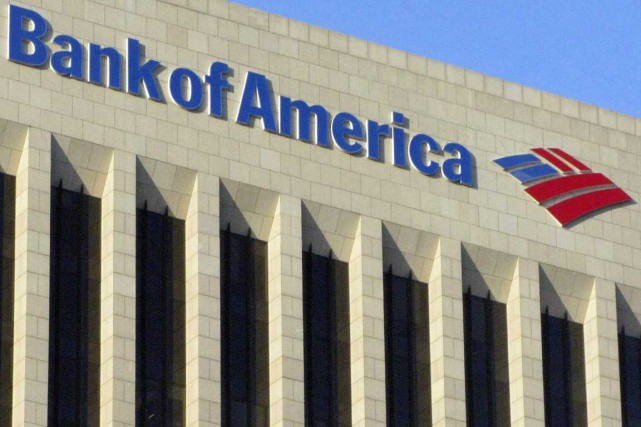 Bank of America a affiché un profit de... (Photo archives Reuters)