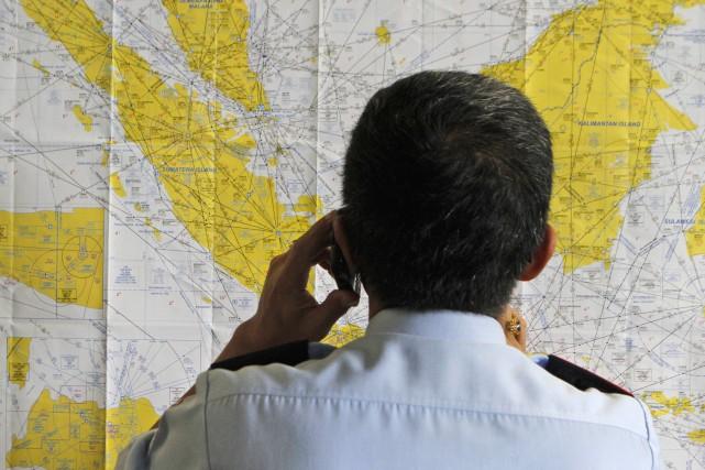 L'avion, un bimoteur Embraer 120,a très vraisemblablement disparu... (Photo archives AP)