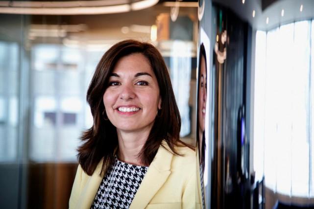 Dominique Babin est avocate chez BCF avocats d'affaires.... (PHOTO ALAIN ROBERGE, LA PRESSE)