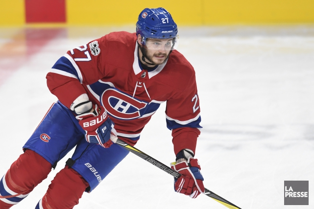 Alex Galchenyuk... (Photo Bernard Brault, archives La Presse)