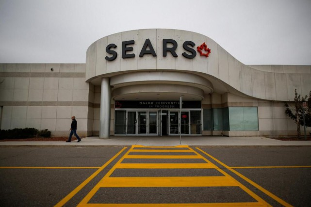 Un magasin Sears en Ontario.... (Photo archives REUTERS, Mark Blinch)
