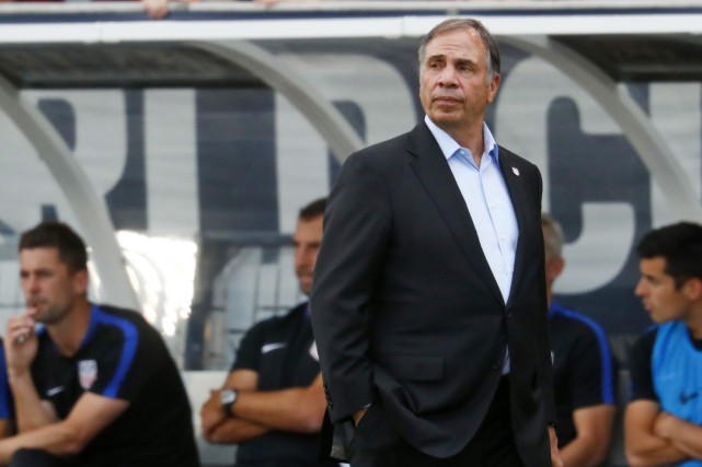 Bruce Arena... (Photo David Zalubowski, AP)