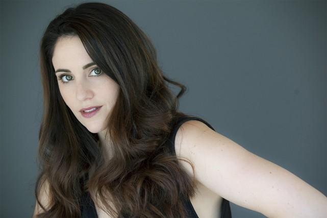 L'actrice montréalaise Erika Rosenbaum... (Photo tirée du site IMDB)
