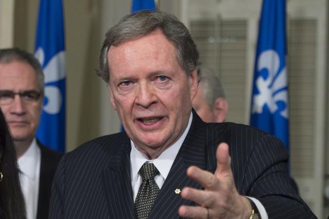 L'ex-ambassadeur du Canada aux États-Unis et président du... (Photo Jacques Boissinot, archives PC)