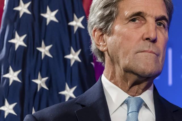 John Kerrya appelé le Congrès américain à «rejeter... (Photo AP)
