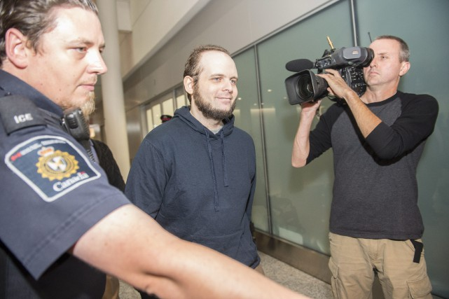 Joshua Boyle... (Photo La Presse Canadienne)