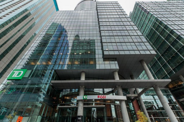 L'assureur London Life quittera ses bureaux actuels du... (Photo Hugo-Sébastien Aubert, La Presse)