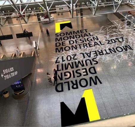 Le Sommet mondial du design, qui se tient... (Photo fournie par leSommet mondial du design)