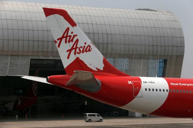 En plein vol, l'appareil a perdu de l'altitude... (Photo Beawiharta, REUTERS)