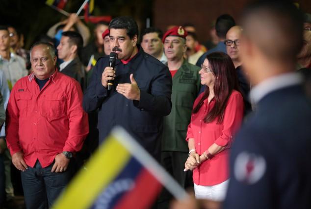 Le gouvernement du président Nicolas Maduro, qui a... (Photo REUTERS)