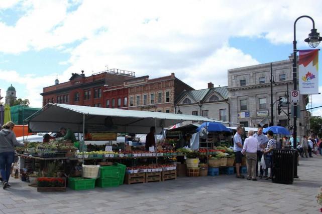 Kingston est une ville à échelle humaine, enveloppée... (Photo Sylvie St-Jacques, collaboration spéciale)