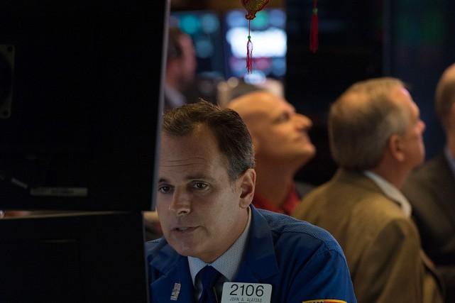«Les principaux indices sont prêts à accélérer leurs... (PHOTO BRYAN R. SMITH, ARCHIVES AGENCE FRANCE-PRESSE)