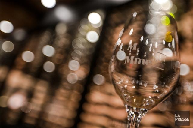 Chaque mardi, les soirées dégustation sont à l'honneur... (PHOTO OLIVIER PONTBRIAND, LA PRESSE)
