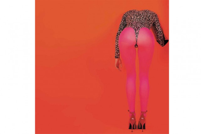 Masseduction, de St. Vincent... (Image fournie par Loma Vista/Caroline International)