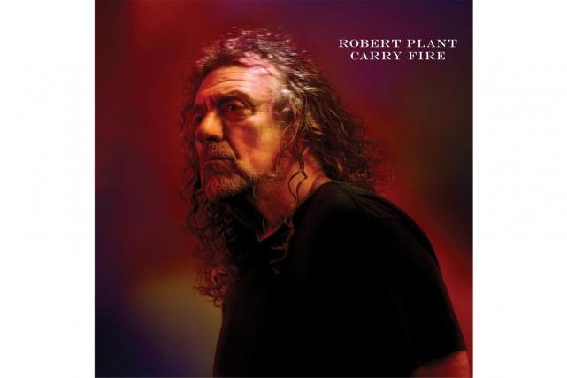 Carry Fire, de Robert Plant... (Image fournie par Nonesuch/Warner)