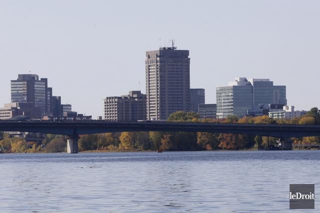 La ville de Gatineau, au Québec, se classe... (Photo Simon Séguin-Bertrand, archives Le Droit)