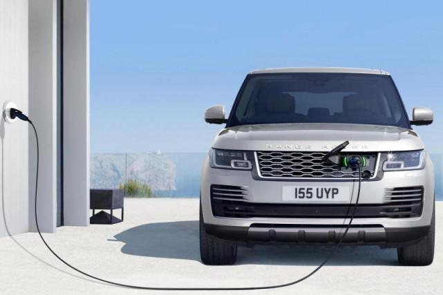 Land Rover a finalement choisi son enseigne de luxe Range Rover pour déployer... (PHOTO FOURNIE PAR LAND ROVER)
