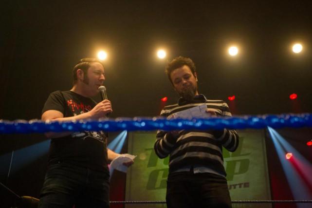 Simon Lacroix et Pascal Pilote, cofondateurs de Total... (Photo fournie par Simon Lacroix)