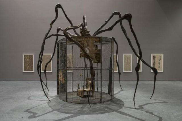 Une oeuvre de Louise Bourgeois:An Unfolding Portrait, au... (Photo fournie par le MoMA)
