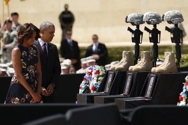 Le photographe officiel de Barack Obama a affirmé... (ARCHIVES REUTERS)