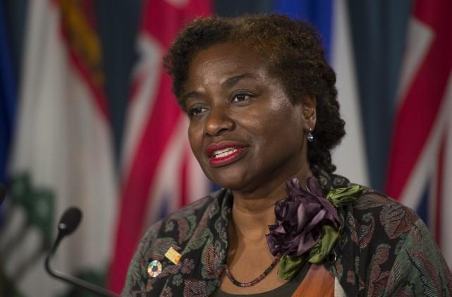 La responsable du Fonds des Nations Unies pour... (ARCHIVES PC)