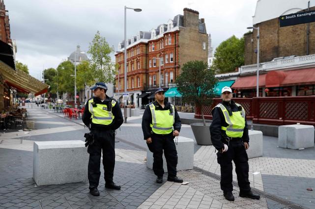 Depuis le début de l'année, cinq attentats ont... (PHOTO AFP)