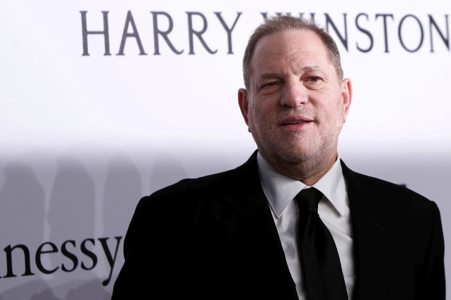 La Weinstein Company a congédiéHarvey Weinstein le 8octobre... (PHOTO ARCHIVES REUTERS)