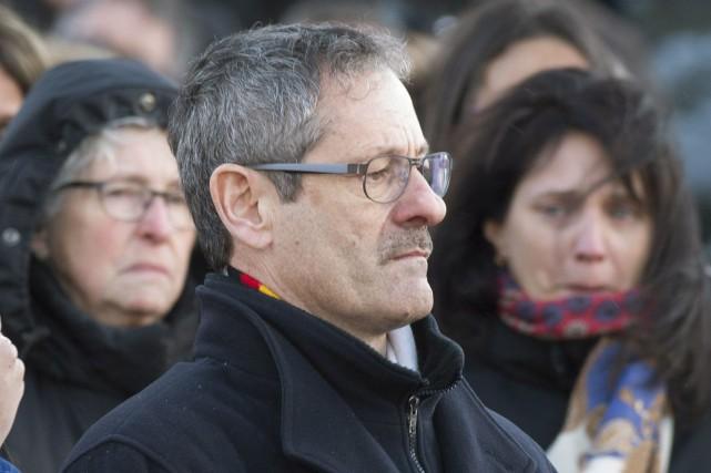 En entrevue depuis Baie-Comeau, mardi, Michel LeRoux a... (PHOTO ARCHIVES LA PRESSE CANADIENNE)