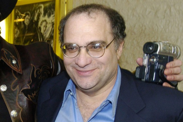 Bob Weinstein en 2005.... (ARCHIVES AP)