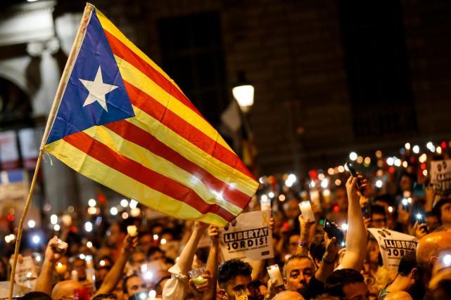 La plus grave crise politique en Espagne depuis... (AFP)