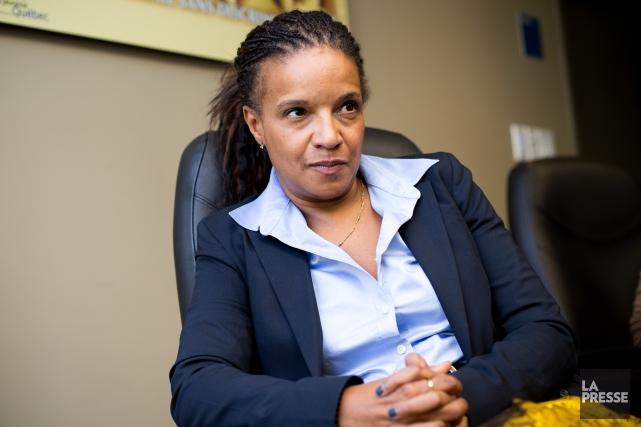 La présidente de la Commission des droits de... (Photo Sarah Mongeau-Birkett, archives La Presse)