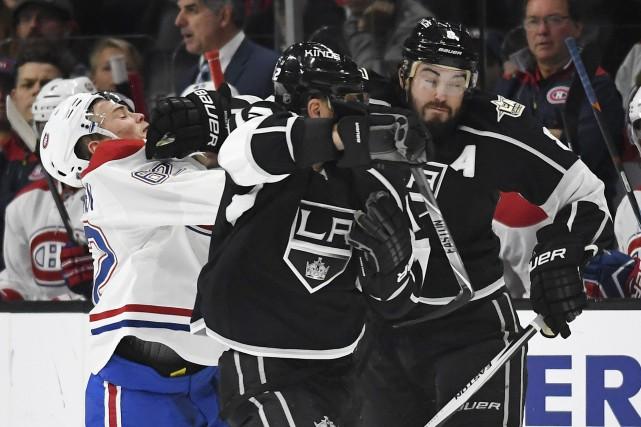 Le Canadien affronte les Kings ce soirau Staples... (Photo Mark J. Terrill, archives AP)