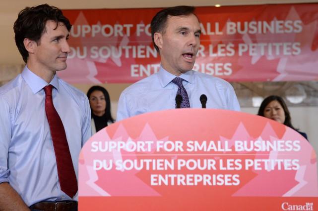 Le quotidienThe Globe and Maila rapporté lundi que... (Photo Nathan Denette, PC)