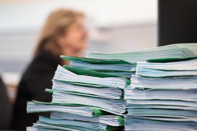Certaines demandes de crédit d'impôt sont très complexes,... (Photo Hugo-Sébastien Aubert, Archives La Presse)