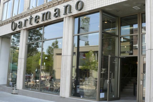 En affaires depuis 15 ans, Artemano se décrit... (Photo fournie par Artemano)