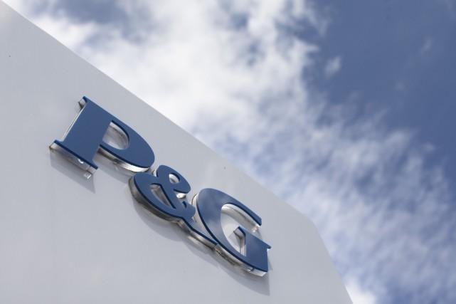 Le titre de Procter and Gamble perdait 3,30%... (Photo John Minchillo, archives Associated Press)