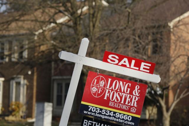 Le prix médian d'un logement ancien s'élevait à... (Photo Larry Downing, archives Reuters)