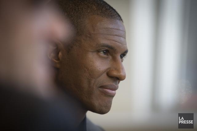Le capitaine de l'Impact Patrice Bernier disputera le... (Photo Olivier Jean, La Presse)