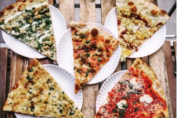 La Pizza Week s'amène à Montréal.... (Photo tirée du compte Instagram @thepizzaweek)