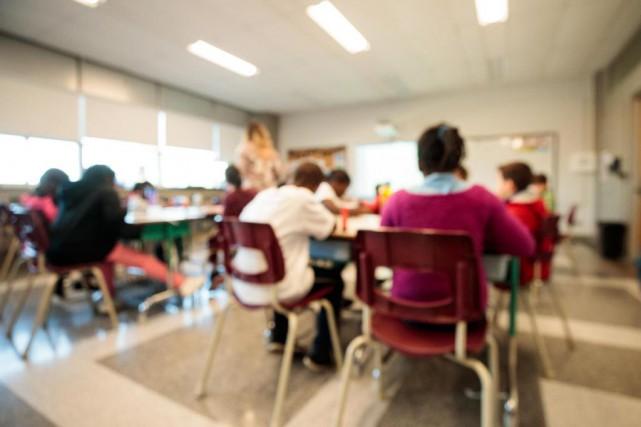 Le programme d'éducation sexuelle, qui fait l'objet d'un... (Photo Hugo-Sébastien Aubert, Archives La Presse)