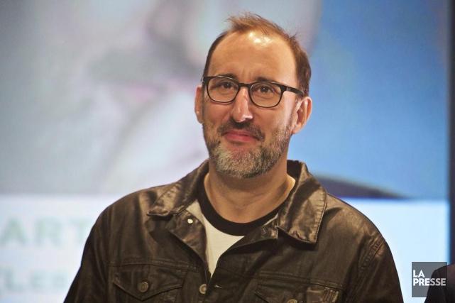 Martin Petit estime que les humoristes sont l'essence... (Photo André Pichette, Archives La Presse)