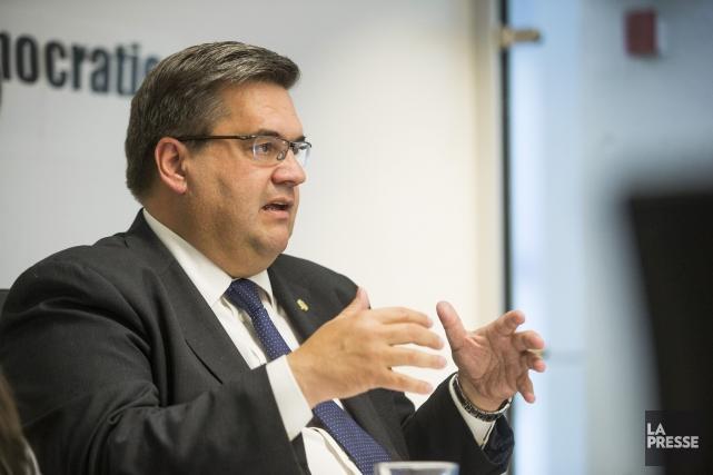 La maire de Montréal a affirmé que son... (Photo archives La Presse)