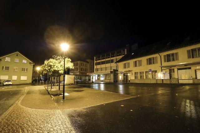 L'attaque a été perpétrée dans la commune de... (PHOTO AP)