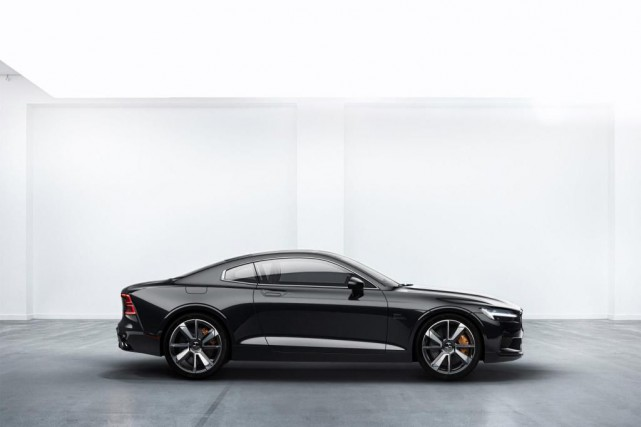 Le Polestar 1... (PHOTO FOURNIE PAR POLESTAR)