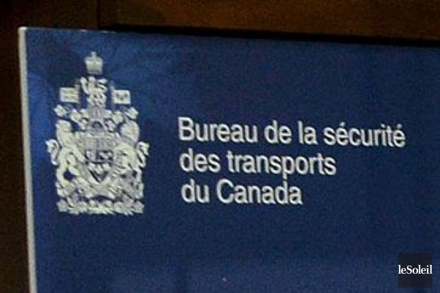 Le Bureau de la sécurité des transports du... (Photo Erick Labbé, archives Le Soleil)